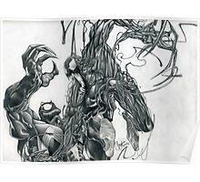 Venom vs. Carnage Poster
