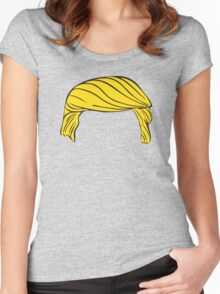 Donald's Toupee Women's Fitted Scoop T-Shirt