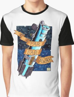 Far, Far Away Graphic T-Shirt