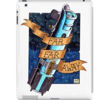 Far, Far Away iPad Case/Skin