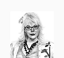 Kirsten Vangsness Drawing Unisex T-Shirt