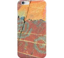 Ancient Desert Art iPhone Case/Skin