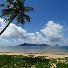 Mission Beach looking at Dunk Island - Queensland by Sandy1949