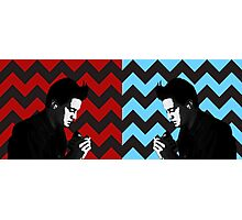 black lodge, white lodge Photographic Print