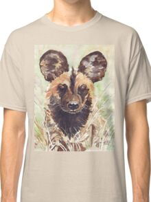 African Wild Dog Classic T-Shirt