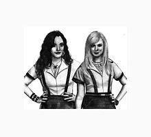 2 Broke Girls Drawing Unisex T-Shirt