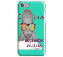 I Love Augmented Reality Baby iPhone Case/Skin