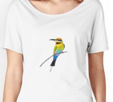 Rainbow Bee-eater Women's Relaxed Fit T-Shirt