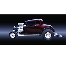 Road Warrior Coupe Photographic Print
