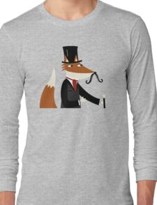 Sir Fox Long Sleeve T-Shirt