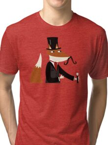 Sir Fox Tri-blend T-Shirt