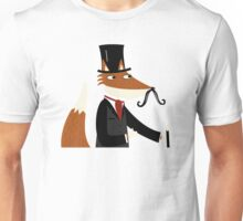 Sir Fox Unisex T-Shirt