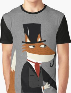 Sir Fox Graphic T-Shirt