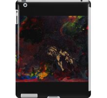 Abstract space surreal scifi  iPad Case/Skin