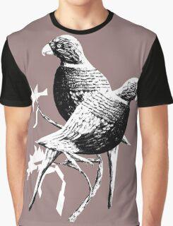 Rainbow lorikeet of Australia 7 Graphic T-Shirt