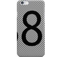 treble eight iPhone Case/Skin