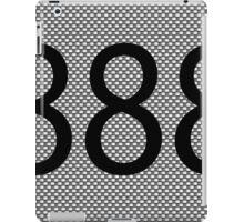 treble eight iPad Case/Skin