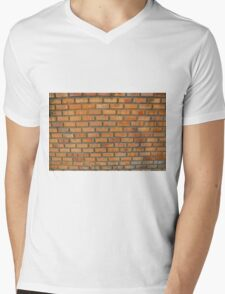 wall Mens V-Neck T-Shirt