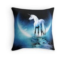 Rembulan : The Horse Throw Pillow