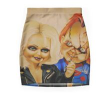 Chucky and his bride Mini Skirt