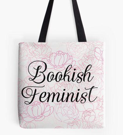 Bookish Feminist  Tote Bag