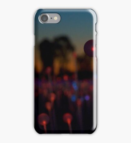 Light on a Stick iPhone Case/Skin