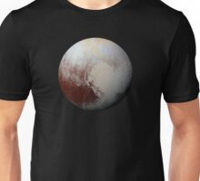 Pluto, by new horizons Unisex T-Shirt