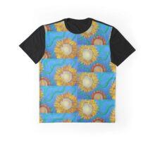 Sunflowers Graphic T-Shirt