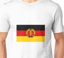 GDR Flag Unisex T-Shirt