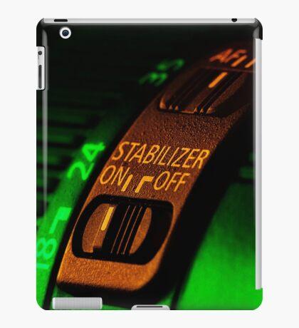 Lens art 001 iPad Case/Skin