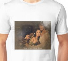 Dragonfly in Amber/Jamie & Claire Unisex T-Shirt