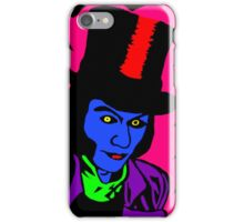 Pop Art Willy iPhone Case/Skin