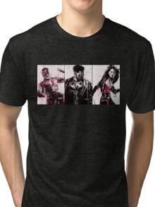Daredevil Ink Splatter Collection Tri-blend T-Shirt