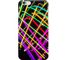 Light Swoosh #2 iPhone Case/Skin