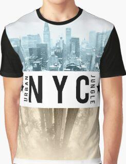 New York urban jungle Graphic T-Shirt