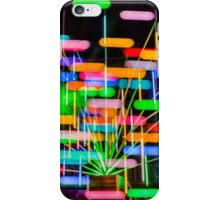 Lights Criss Cross iPhone Case/Skin