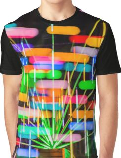 Lights Criss Cross Graphic T-Shirt