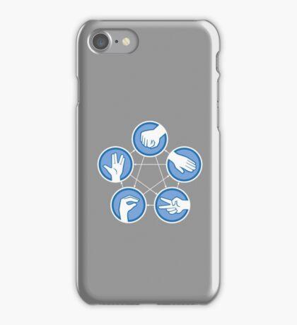 Lizard Spock iPhone Case/Skin