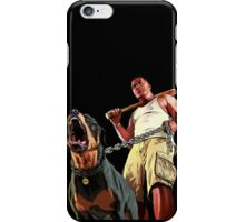 Gta 5 Franklin iPhone Case/Skin