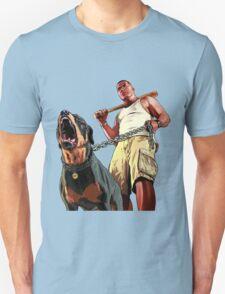 Gta 5 Franklin Unisex T-Shirt