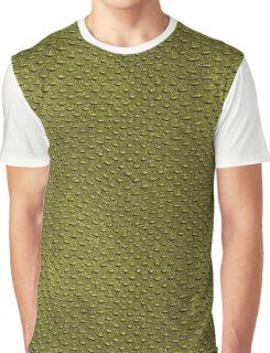 Crocodile Skin Graphic T-Shirt