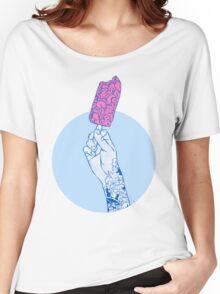 Brain ice cream! mmmmm Women's Relaxed Fit T-Shirt