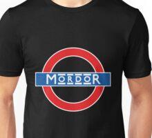 London Underground Mordor Unisex T-Shirt