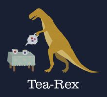 Tea-Rex One Piece - Long Sleeve