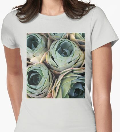 Tightly packed Womens Fitted T-Shirt