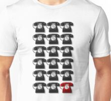 The Telephone Always Rings Twice Unisex T-Shirt