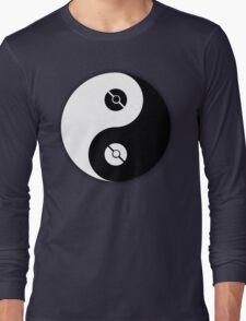 Pokemon Yin Yang Long Sleeve T-Shirt