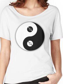 Pokemon Yin Yang Women's Relaxed Fit T-Shirt