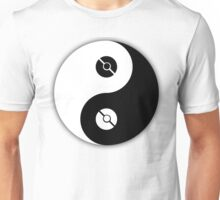 Pokemon Yin Yang Unisex T-Shirt
