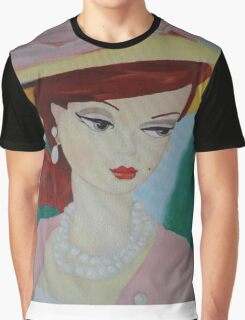Silkstone Barbie Graphic T-Shirt